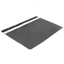Skoroszyt A4 BIURFOL z perforacją czarny