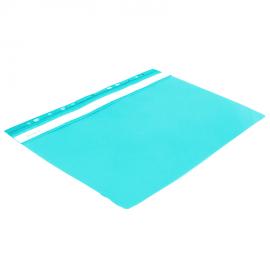 Skoroszyt A4 BIURFOL z perforacją niebieski
