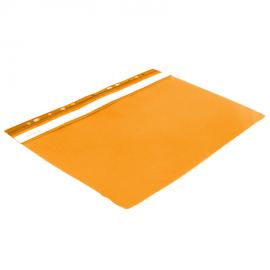 Skoroszyt A4 BIURFOL z perforacją pomarańczowy