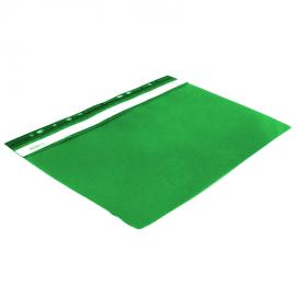 Skoroszyt A4 BIURFOL z perforacją zielony