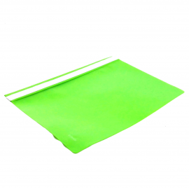 Skoroszyt A4 ESSELTE bez perforacji zielony jasny