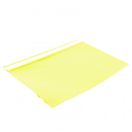 Skoroszyt A4 ESSELTE bez perforacji żółty