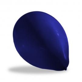 Balony 100szt. niebieskie ciemne