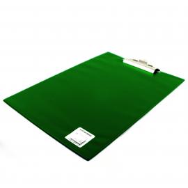 Deska z klipem A4 BIURFOL zielona jasna
