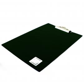 Deska z klipem zamykana A4 BIURFOL zielona ciemna