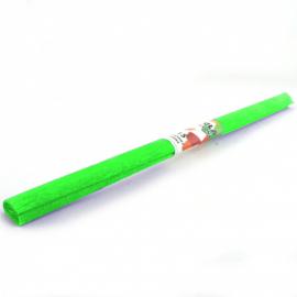 Bibuła 200x50cm zielona jasna