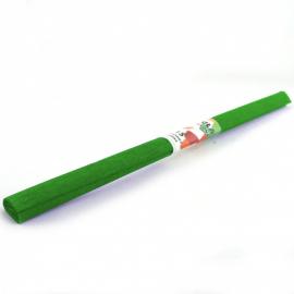Bibuła 200x50cm zielona ciemna