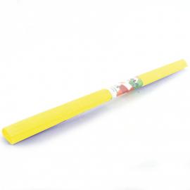 Bibuła 200x50cm żółta