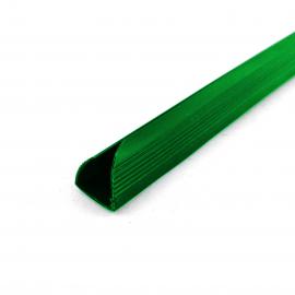 Grzbiet wsuwany A4 6mm zielony