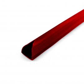Grzbiet wsuwany A4 9mm czerwony